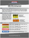 ansi z535 labeling guide