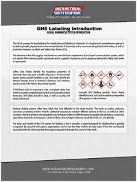 free GHS labeling guide